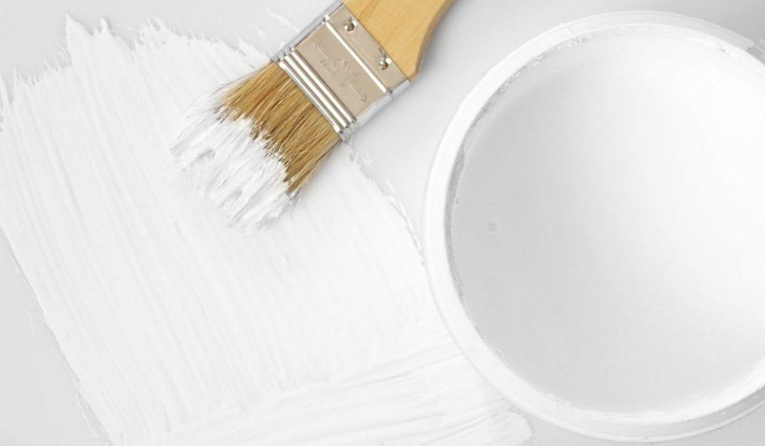 5 conseils pour bien choisir sa peinture blanche