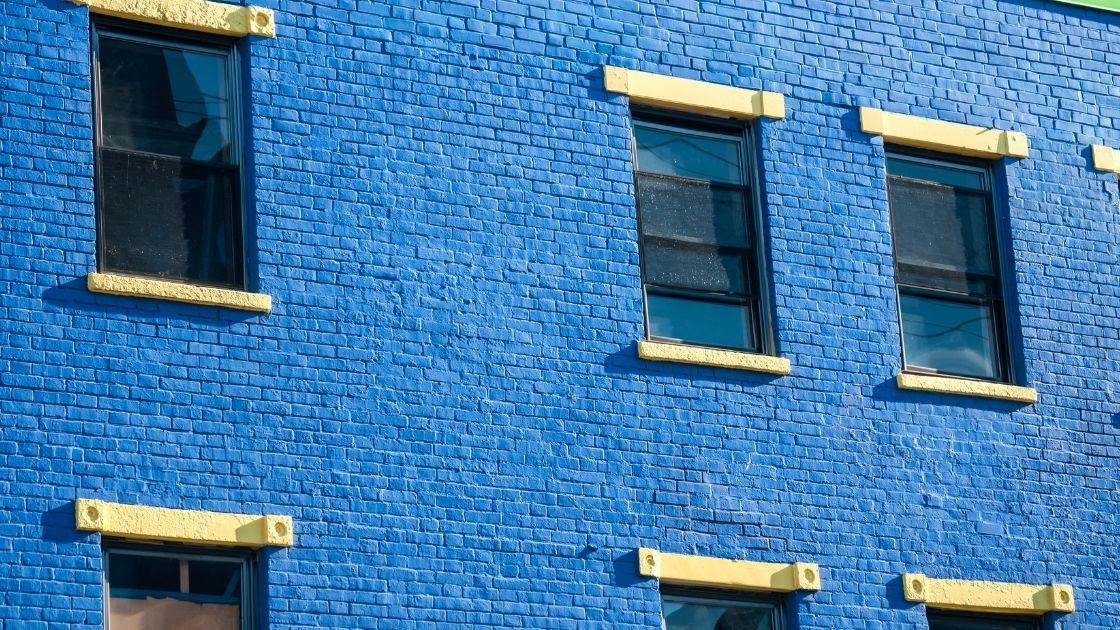 Peinture de façades de maison en urgence à Lille