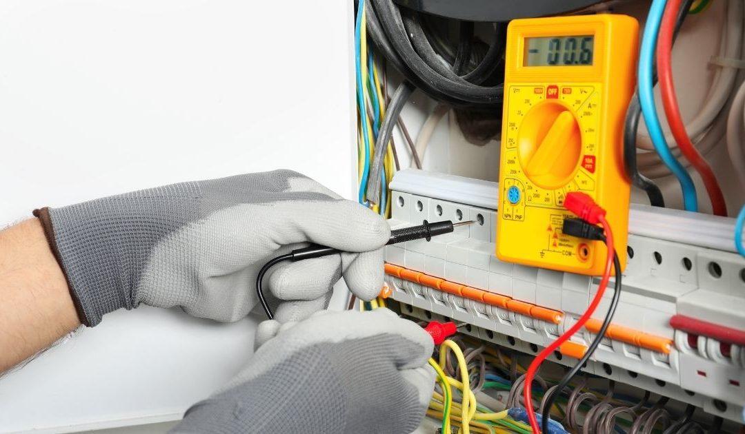 Réparation électrique : dépannage, urgence, maintenance