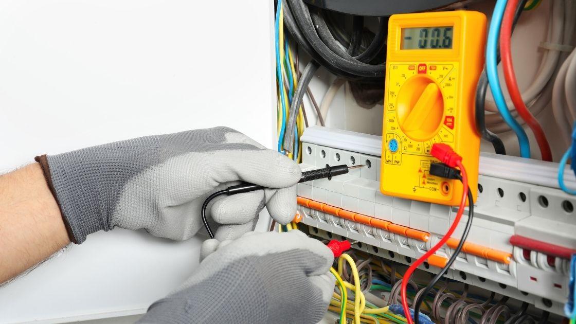 Réparation électrique : dépannage,
